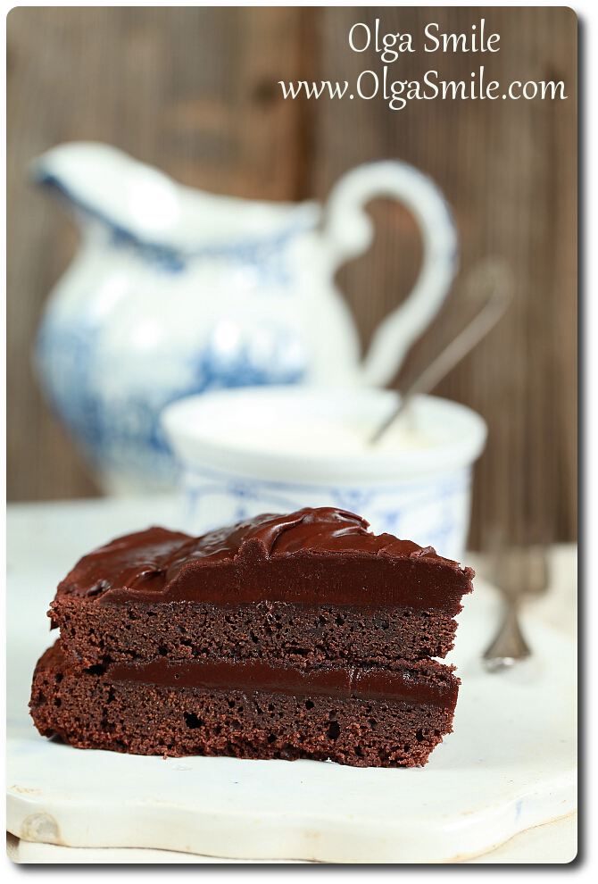 Ciasto czekoladowe