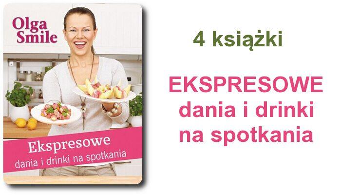 Konkurs Fairy książki Ekspresowe dania