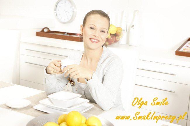 Smak Imprezy Olga Smile