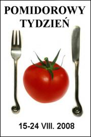 Pomidorowy Tydzień 15-24 VIII.2008