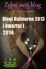 Raport Blogi Kulinarne 2013