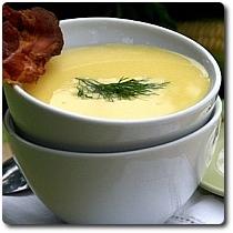 Ciepłe zupy