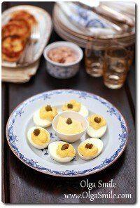 Jajka nadziewane