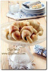 Rogaliki z makiem Olgi Smile