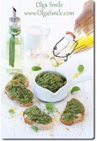 Pesto bazyliowe