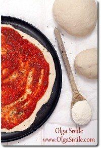 Pizza – ciasto na pizze
