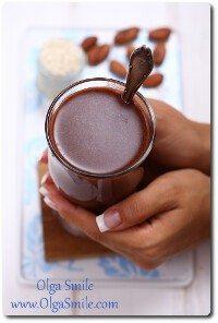 Mleko ryżowe czekoladowe