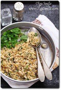 Ryż z przyprawami pilaf