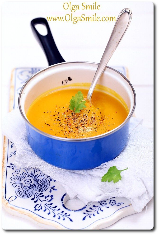 Zupa dyniowa krem