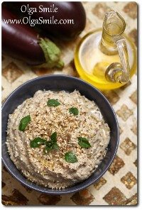Baba ghanoush Olgi Smile