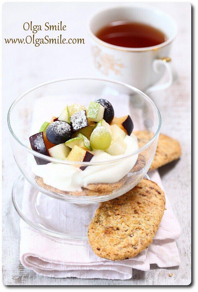 Mój pomysł na jesienne śniadanie z belvitą Olgi Smile