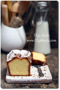 Ciasto piaskowe Olgi Smile