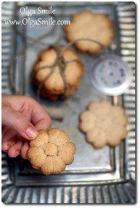 Ciasteczka z maszynki Olgi Smile