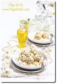 Pulpeciki w sosie cytrynowym