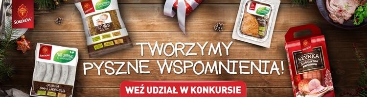Konkurs marki Sokołów na FaceBooku!