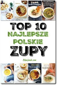 TOP 10 NAJLEPSZYCH ZUP