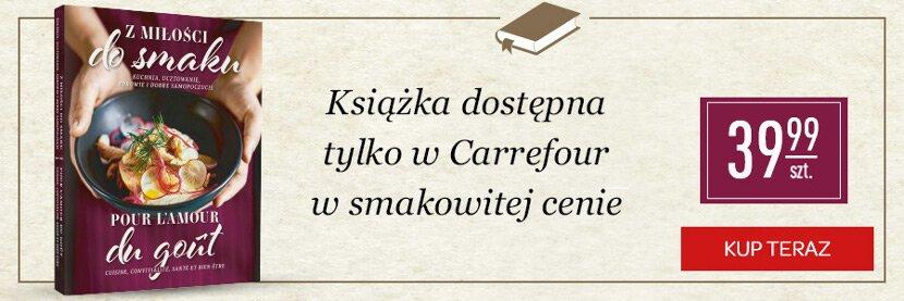 Z miłości do smaku Carrefour