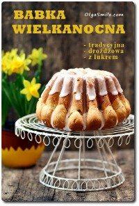 Wielkanocna babka