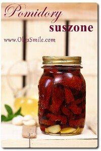 Pomidory suszone Olgi Smile