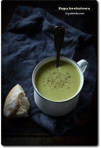 Zupa brokulowa