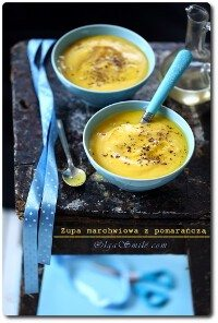 Zupa z marchwi