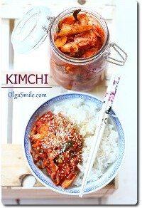 Kimchi Olgi Smile
