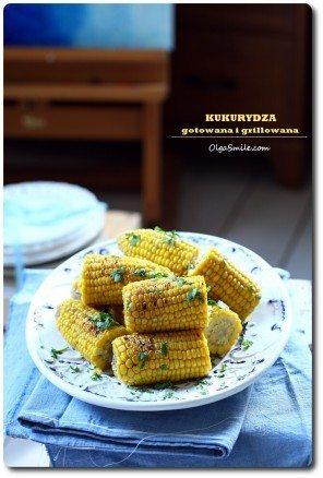 Kukurydza smażona
