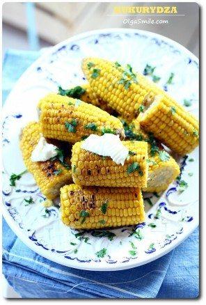Kukurydza gotowana