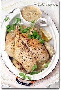Przepis na kurczaka