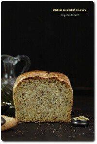 Chleb bezglutenowy Olgi Smile