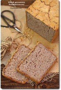 Chleb gryczany bezglutenowy