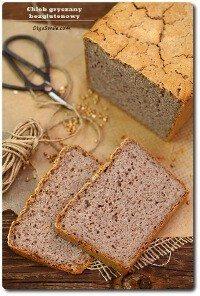 Chleb gryczany bezglutenowy Olgi Smile