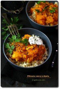 Curry z dynią