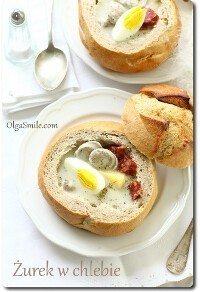 Żurek w chlebie