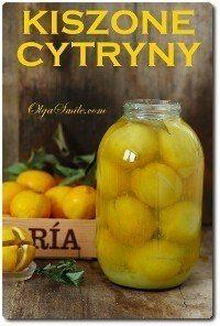 Kiszone cytryny