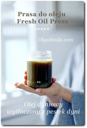 Prasa do oleju Fresh Oil Press