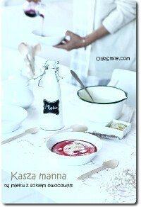 Kasza manna na mleku