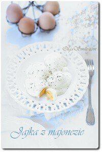 Jajka w majonezie