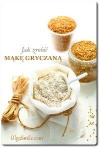 Jak zrobić mąkę gryczaną
