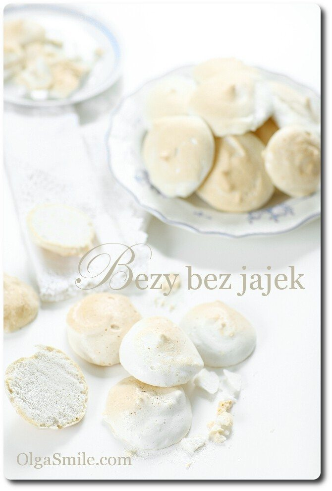 Bezy bez jajek