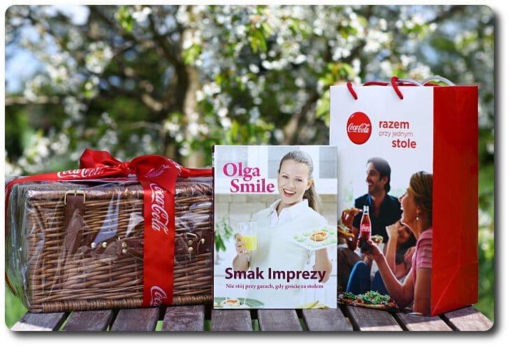 Nagroda Coca-Cola u Olga Smile - Piknik na trawie