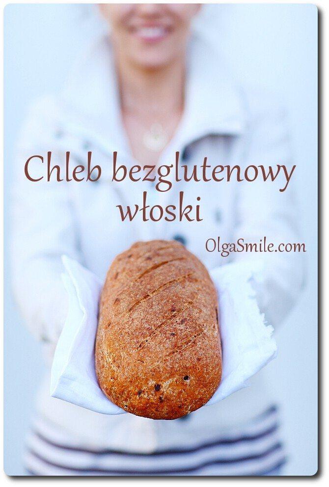 Chleb bezglutenowy włoski