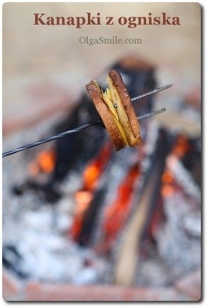 Kanapki z ogniska