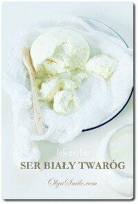 Jak zrobić ser biały twaróg