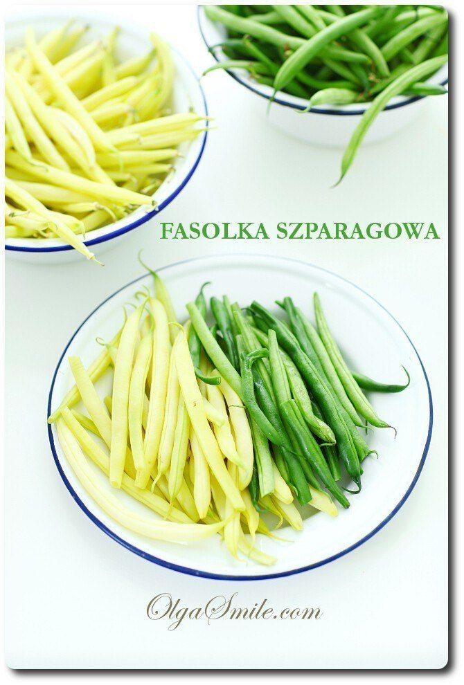 Jak gotować fasolkę szparagową
