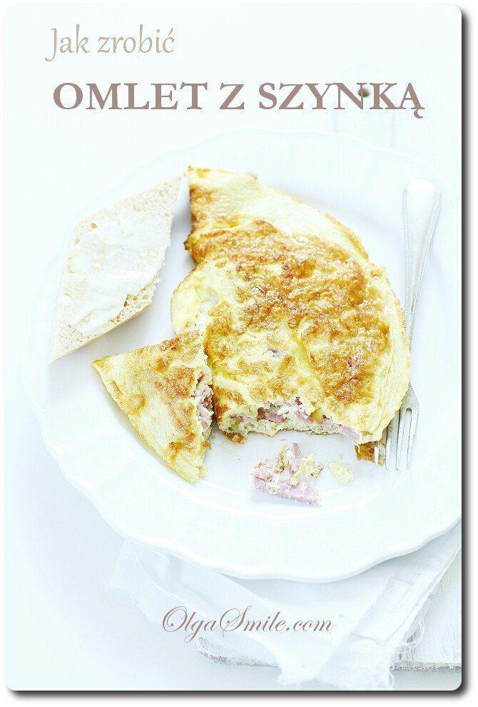 Jak zrobić omlet z szynką