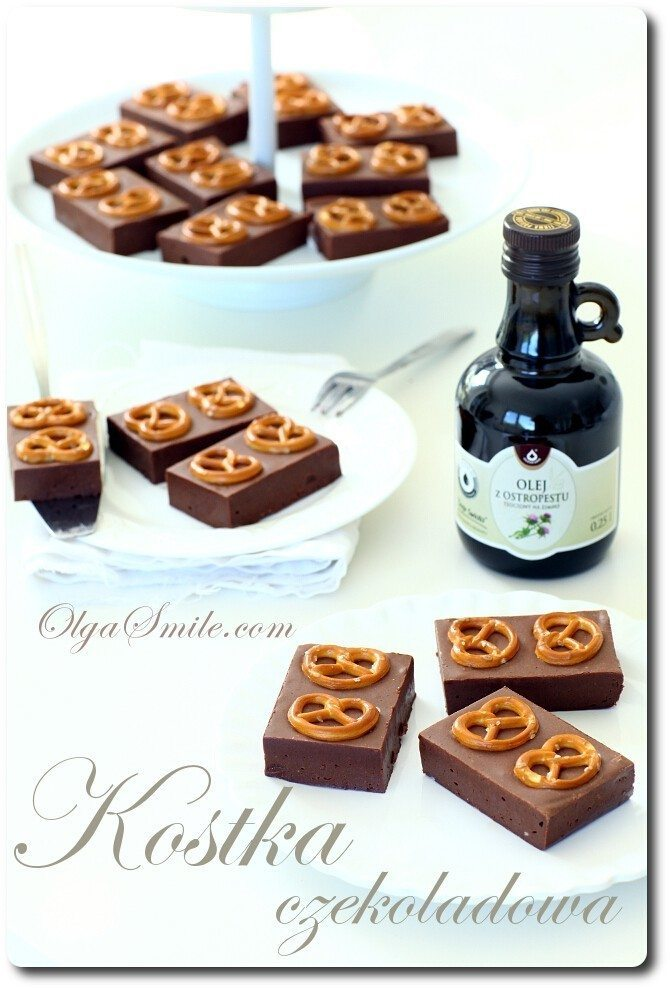 Kostka czekoladowa