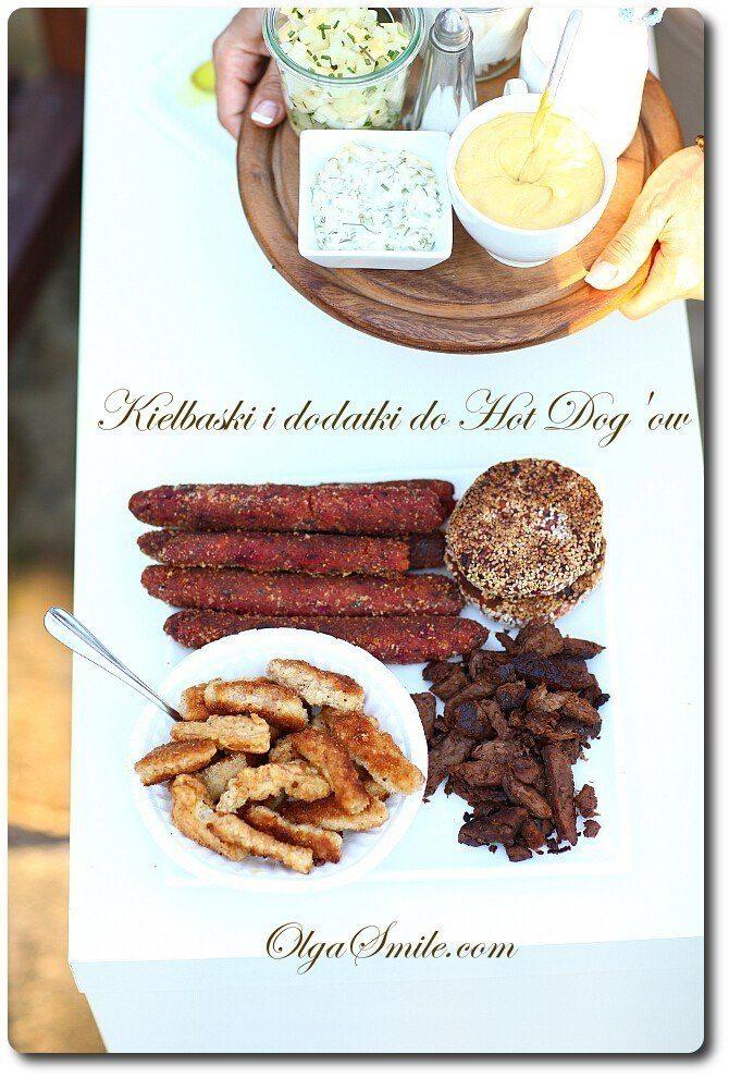 Kiełbaski wegetariańskie