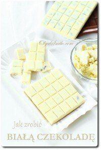 Jak zrobić białą czekoladę