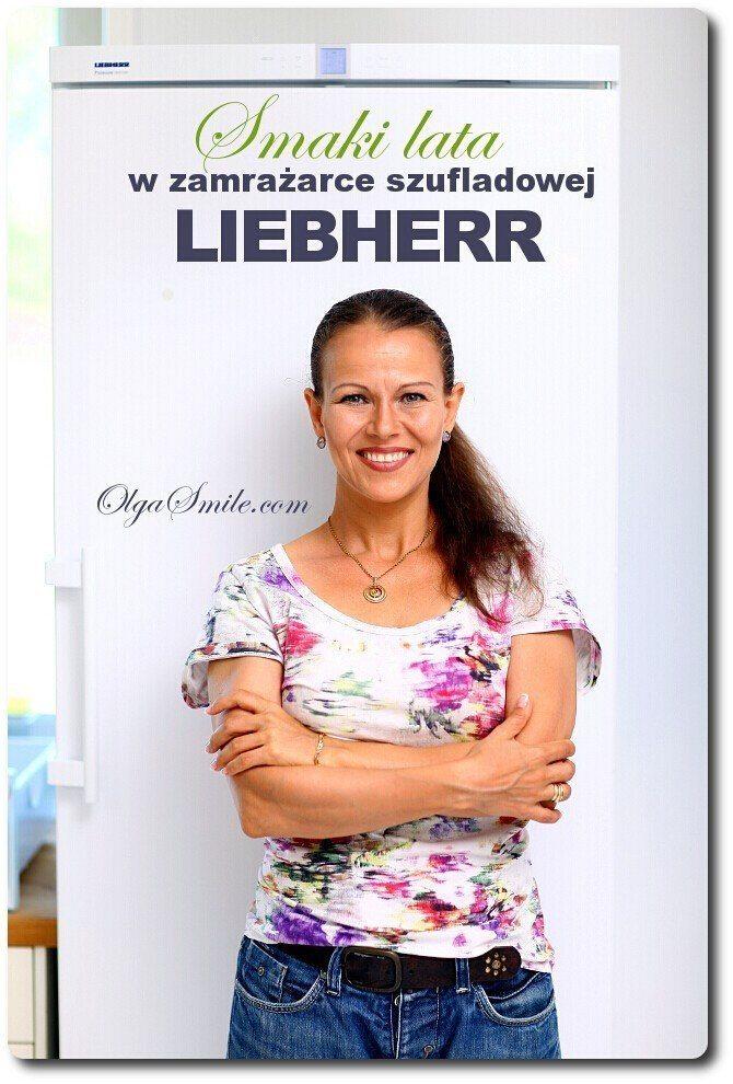 Smaki lata w zamrażarce Liebherr